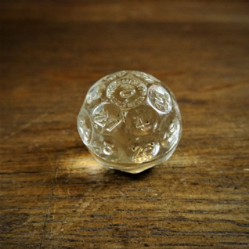 Small Crystal Fortune Telling Ball 2cm